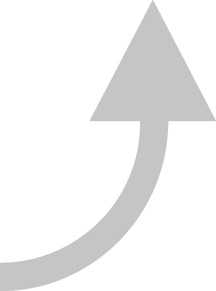 arrow to right side